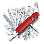 Нож Victorinox 1.6795 SwissСhamp (91мм, красный)