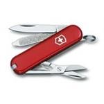 Нож-брелок Victorinox 0.6223 Classic (58мм, красный)