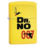 Зажигалка Zippo 29565 James Bond Lemon