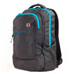 Рюкзак Swisswin SWD0005 black/blue