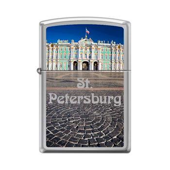 Зажигалка Zippo 250 Winter Palace