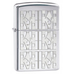 Зажигалка Zippo 28624 Playboy High Polish Chrome