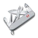 Нож Victorinox 0.8231.26 Pioneer X Alox, 93 мм, серебристый