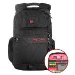 Рюкзак Swisswin SWE01005 с сумкой (красный)
