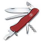 Нож Victorinox 0.8363 Forester 111мм, красный