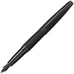 Перьевая ручка Cross ATX Brushed Black PVD (886-41MJ)